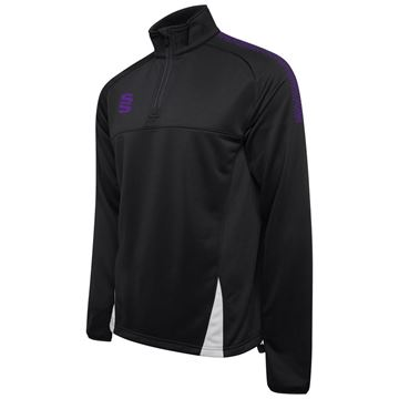 Bild von Blade / Dual Performance Top : Black / Purple / White