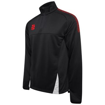 Afbeeldingen van Blade / Dual Performance Top : Black / Red / White