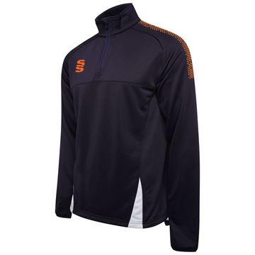 Bild von Blade / Dual Performance Top : Navy / Orange / White