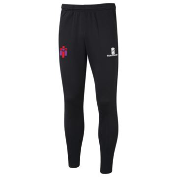 Imagen de Fisher More High School Boys Tek Slim Pant Black
