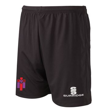 Imagen de Fisher More High School Shorts Black