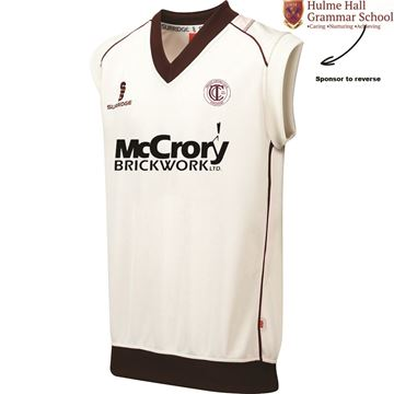 Picture of Stockport Trinity CC Sleeveless Sweater
