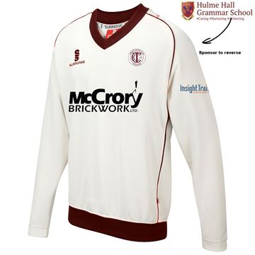 Picture of Stockport Trinity CC Long Sleeve Sweater
