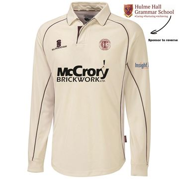 Picture of Stockport Trinity CC Long Sleeve Premier shirt
