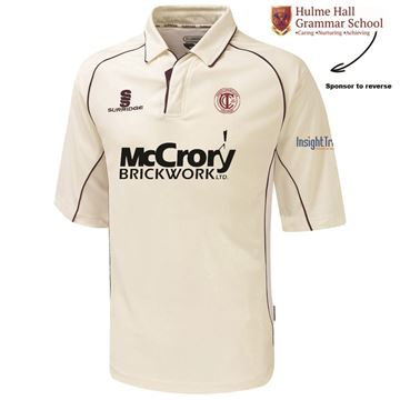Picture of Stockport Trinity CC 3/4 Premier Shirt