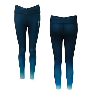 Image de 3/4 LENGTH LEGGINGS - NAVY