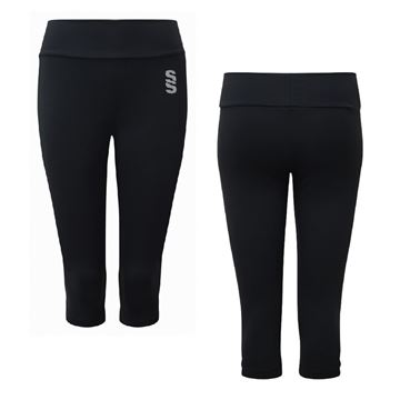 Afbeeldingen van KNEE LENGTH LEGGINGS - NAVY