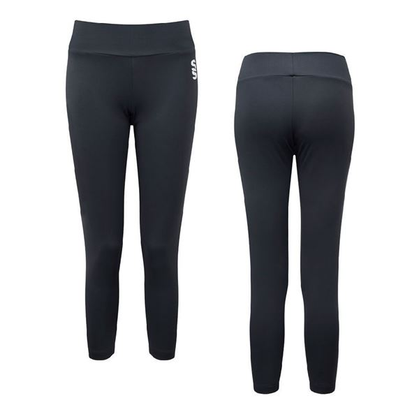 Image sur CALF 3/4 LENGTH LEGGINGS - NAVY