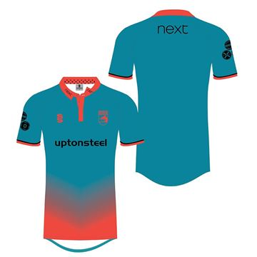 Afbeeldingen van Leicestershire CCC Retail ODC Cup Shirt Adult