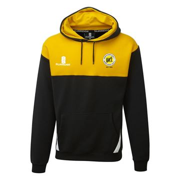 Picture of Munich Cricket Club Blade Hoody Black/Amber/White