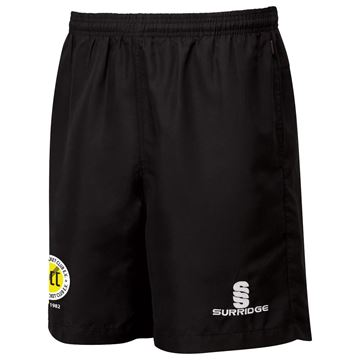 Picture of Munich Cricket Club Blade Shorts Black