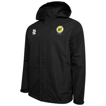 Picture of Munich Cricket Club Fleece Line Jacket - Black