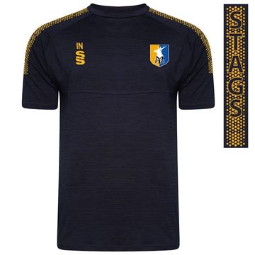 Picture of Mansfield Town Academy U7's-U16's Dual Training Shirt