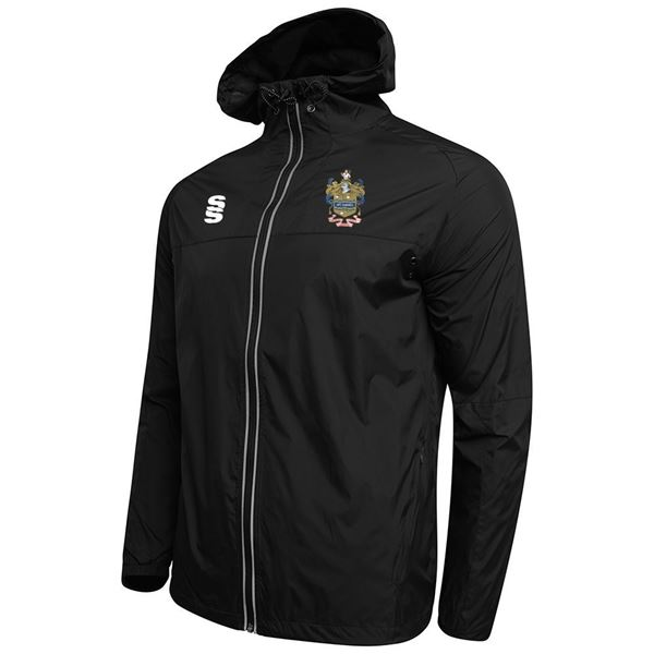 Picture of AFC Darwen Training Jacket Black