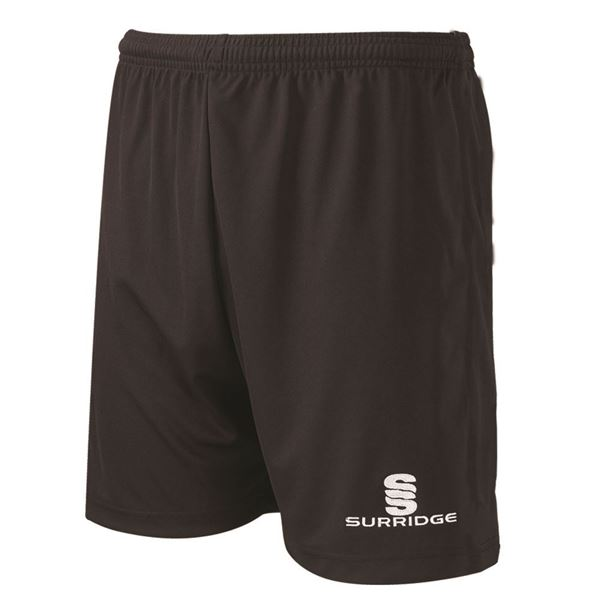 Picture of AFC Darwen Training Shorts Black