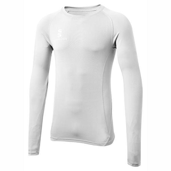 Picture of Long Sleeve Skin - White