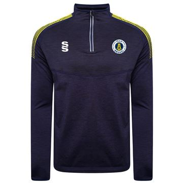 Imagen de Brunel University  Dual Performance 1/4 Zip Top