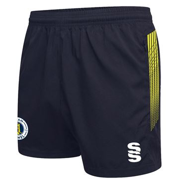 Afbeeldingen van Brunel University  Dual Gym Shorts