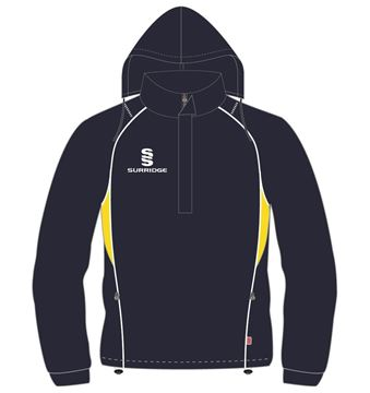 Picture of Navy/Yellow Rain Jacket