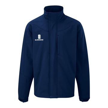 Picture of Softshell Jacket Navy