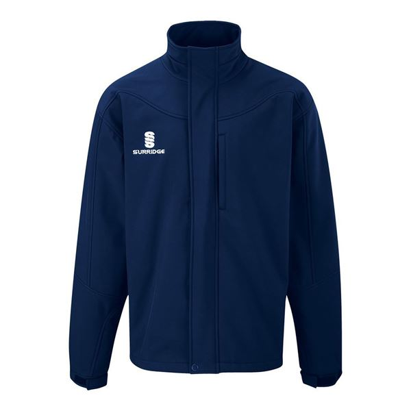 Image sur Softshell Jacket Navy