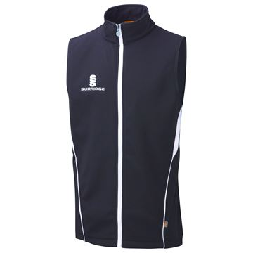 Picture of Softshell Gilet Navy