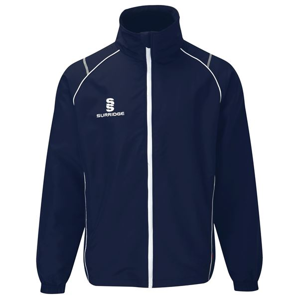 Picture of Curve Track Top - Navy/White