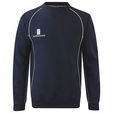 Picture of Surridge Sweatshirt Navy