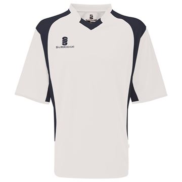 Picture of Training Shirt White/Navy