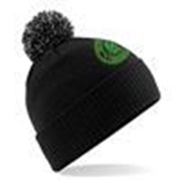 Picture of SNOWSTAR BEANIE - BLACK