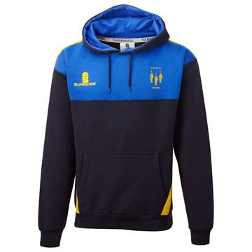 Imagen de Whalley Golf Club Blade Hoody Navy/Royal/Amber