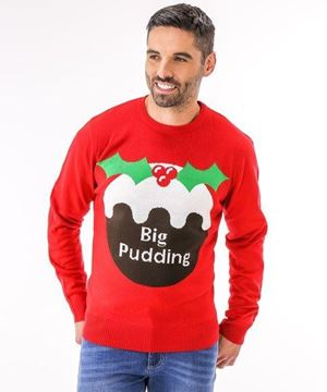 Bild von Adults Big Pudding Jumper