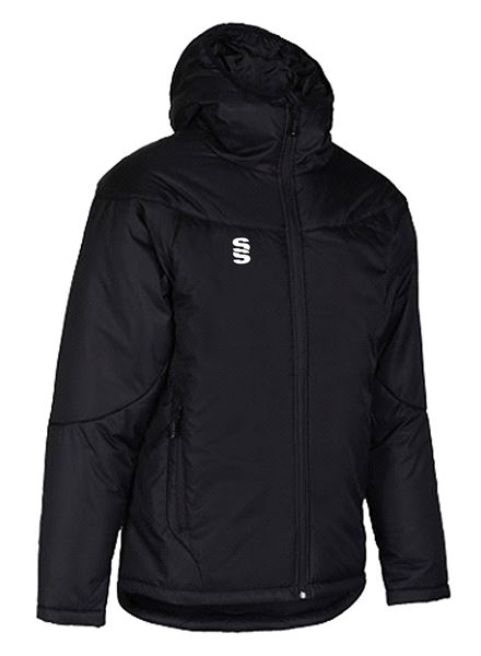 Picture of CT PADDED JACKET - BLACK