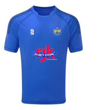 Picture of WOODFORD WELLS CC DUAL T20 SHIRT