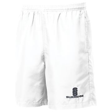 Image de Pocketed Training Ripstop Shorts - White