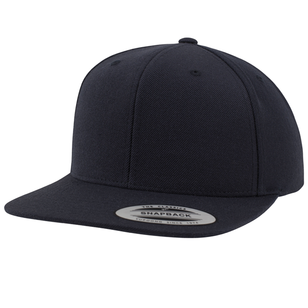 Picture of Classic Snapback Cap - Navy