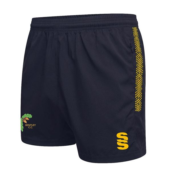 Picture of Bentley Cricket Club Gym Shorts Navy