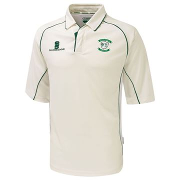 Picture of Whiteley  Village Cricket Club Junior Premier 3/4 Sleeve Playing Shirt