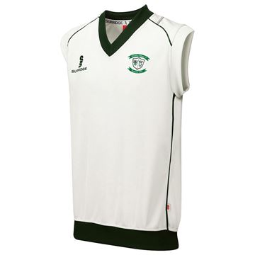 Picture of Whiteley Village Cricket Club Junior Curve Sleeveless Sweater