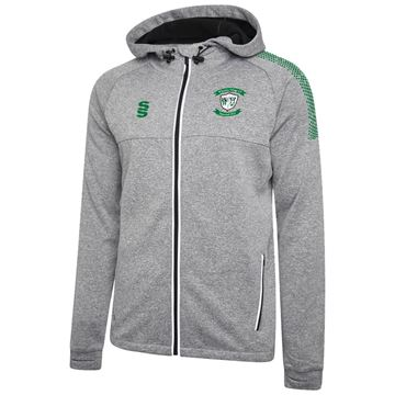 Picture of Whiteley Village Cricket Club Junior Dual Bonded Full Zip Hoody