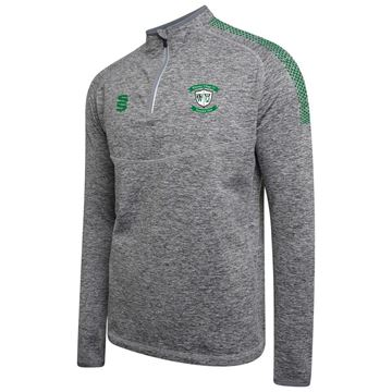 Picture of Whiteley Village Cricket Club Junior Dual Performance 1/4 Zip Top