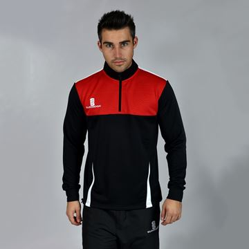 Picture of Blade Performance Top : Black / Red / White