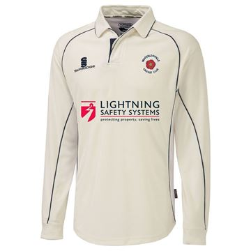 Picture of Waterlooville CC Traditional Fit Premier Long Sleeved Shirt